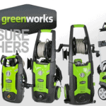 Greenworks Pressure Washer Reviews 2018 [Honest Opinion on Top 3 Pressure Washer]