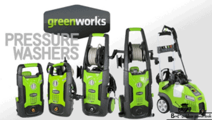 greenworks pressure washer reviews