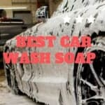 best car wash soap for pressure washer