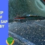 how to remove tree sap from car using pressure wahser
