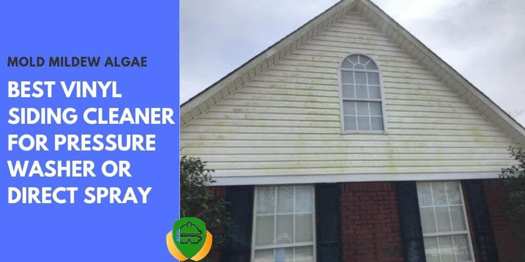 best vinyl siding cleaner for pressure washer review article