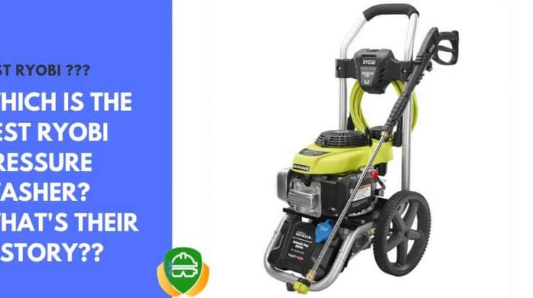 best ryobi pressure washer review article title