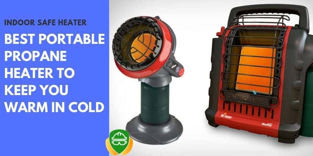 best portable propane heater guide