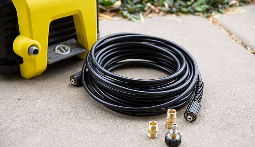 Best Pressure Washer Hoses