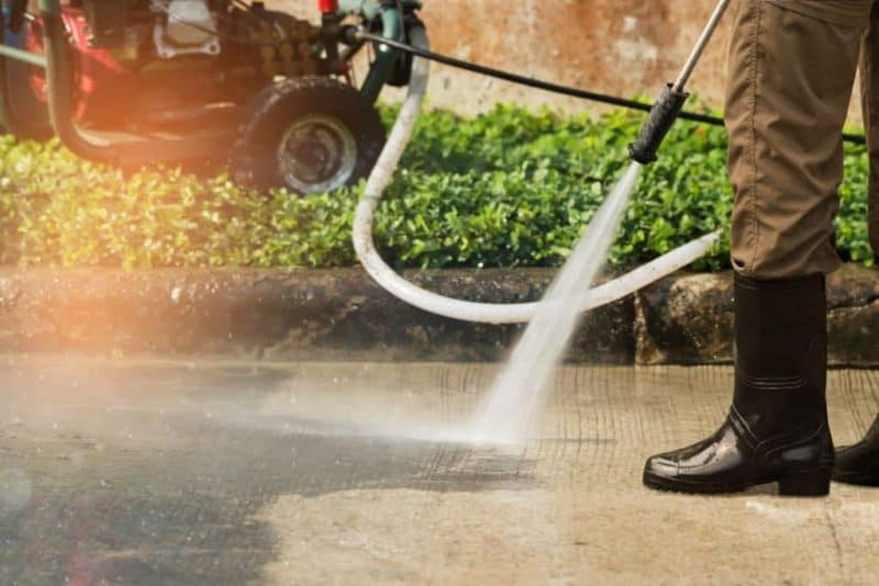 What Size Pressure Washer Do I Need For Concrete