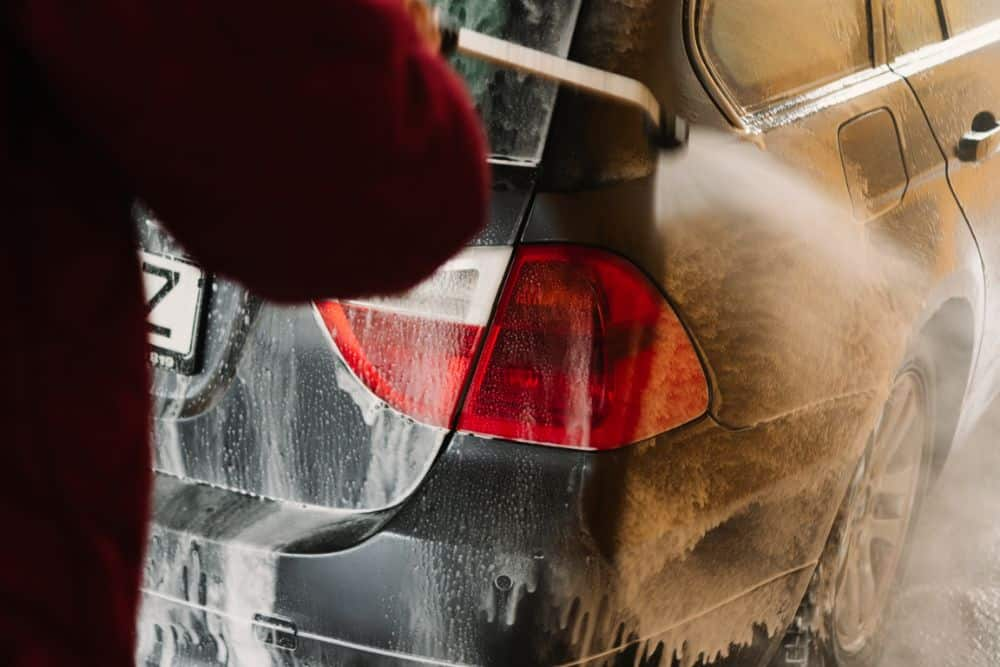 Avoid Car Wash Scratches