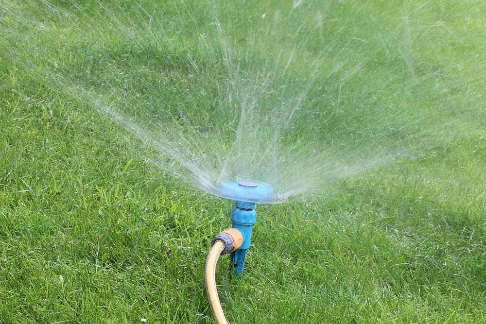 winterize your lawn sprinkler system